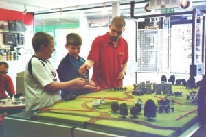 Kids and Games Workshop